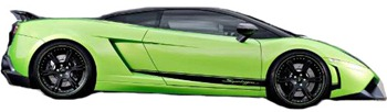 2012 Wheelsandmore Lamborghini LP620-4 Green Beret 1