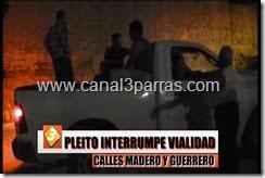 01 IMAG. PLEITO INTERRUMPE VIALIDAD EN CALLES MADERO Y GUERRERO.mp4_000007240