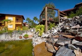 Hotel P. Águas de Bonito | Foto: Daniel de Graville