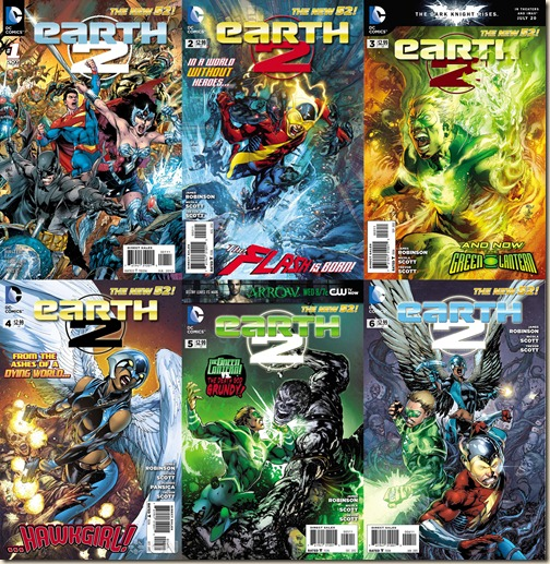 Earth2-Vol.01-Content