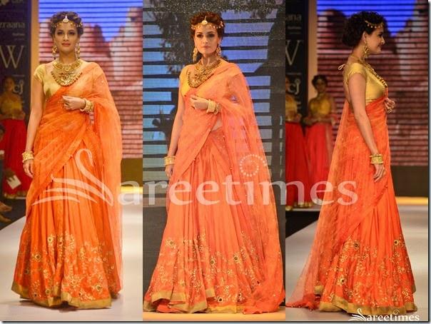 Dia_Mirza_Orange_Half_Saree(1)