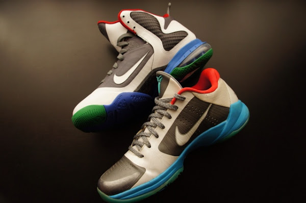 Nike Lebron 9 iD Showcase 8220Throw it Down8221 by Sendo