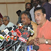Kamal sir  press meet about wiswaroobam release  Date stills 2013