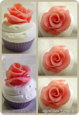Handmade  Rose CCR