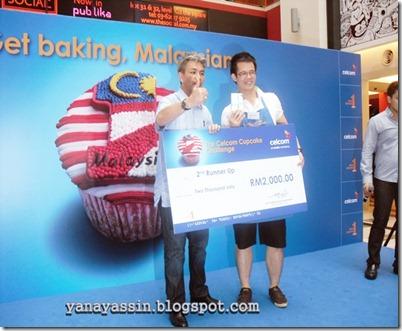 Pemenang Celcom Cupcake  222