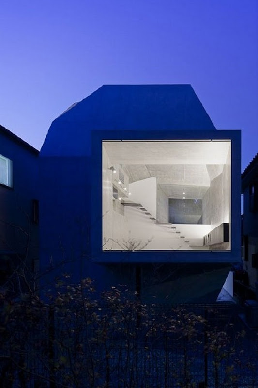 house in abiko by fuse-atelier 1