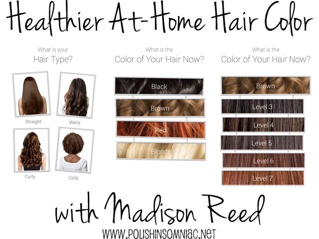 Healthier At-Home Hair Color with Madison Reed #MRTreat