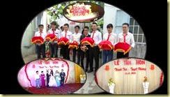 lễ cưới Thanh Trà Tuyết Hương photo