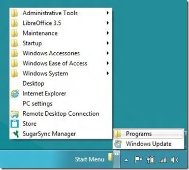 How To Get The Start Button Back in Windows 8