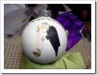 Ornament finished - not varnished yet