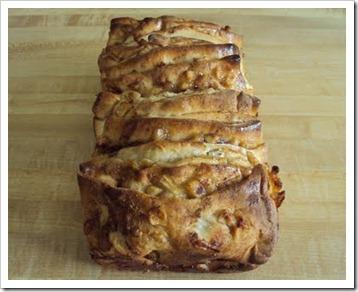 Apple Fritter Bread 019