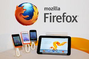 smartphone e tablet con  Mozilla Firefox OS
