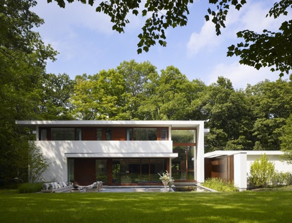 fachada-casa-moderna-Residencia-Robbins-Arquitectura