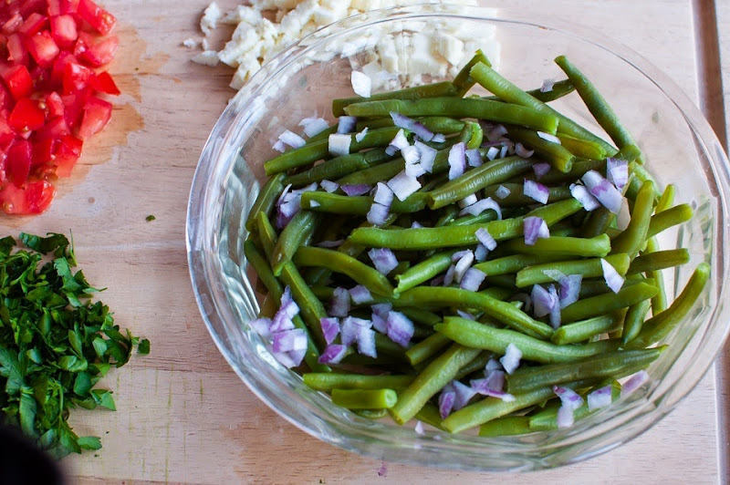 green bean salad GF-1842