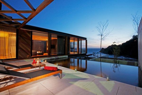 Terraza-de-resorte-naka-phuket