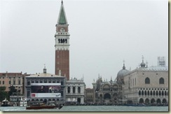 Piazza san marco from Shuttle boat (Small)