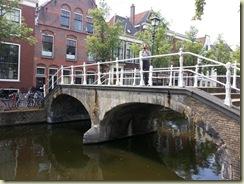 Ellen on leeuwenbrug bridge (Small)