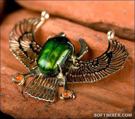 Скарабей. Большая тайна маленького жука