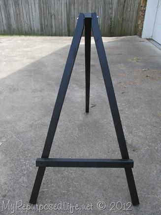 make display easel 1