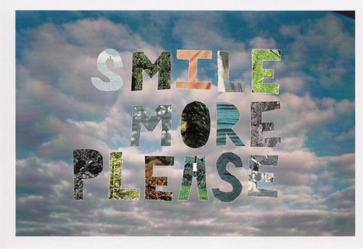 Smile More Please
