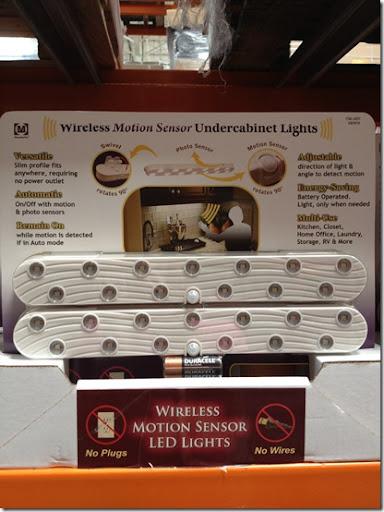 Life Love Larson: Easy Under Cabinet Lighting Option