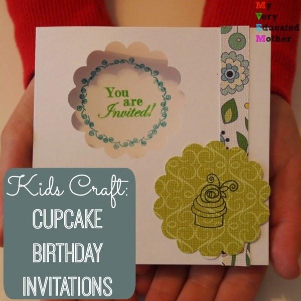 KidsCraftInvitations