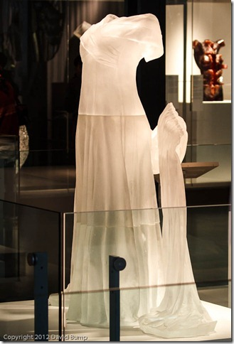 Glass Gown