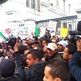 Un Tunisien poursuivi pour participation à une manifestation anti-Bouteflika de Barakat
