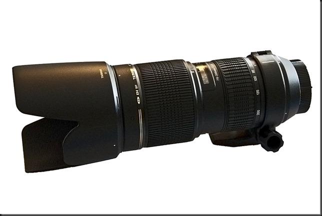 Tamron SP AF 70-200mm F/2.8 Di LD [IF] MACRO