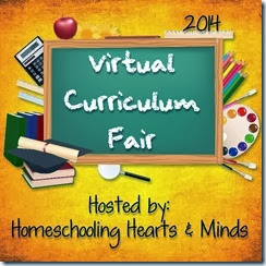 Week 4 of the Virtual Curriculum Fair:  Art and Beauty @Homeschooling Hearts & Minds