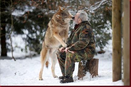 Foto Freund Si Manusia Serigala Asal Jerman