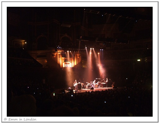 PJ Harvey Royal Albert Hall harp