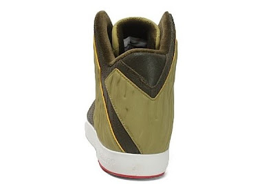 nike lebron 11 nsw sportswear lifestyle olive 1 08 A New Look at Nike LeBron XI NSW Lifestyle in Olive Colorway