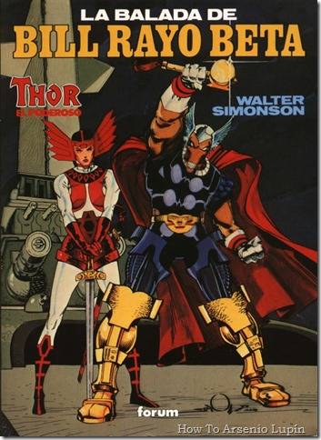 2012-06-25 - Thor - Etapa de Walter Simonson