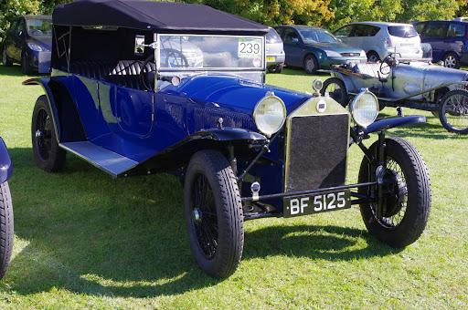 1925 Lancia Lambda 2.5l