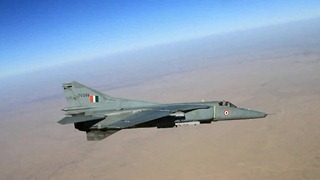 Indian Air Force [IAF] photograph - MiG-27