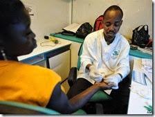 Emergenza AIDS in Ghana