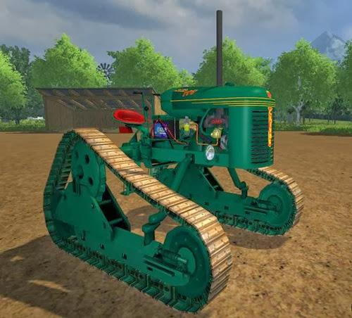 1950-oliver-hg-high-crop-crawler-fs2013-mods
