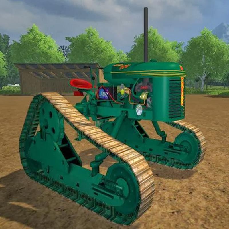 Farming simulator 2013 - 1950 Oliver HG High v 1.0 More Realistic