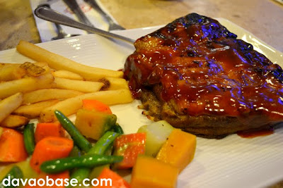 Mouth-watering Baby Back Ribs at Coco's South Bistro