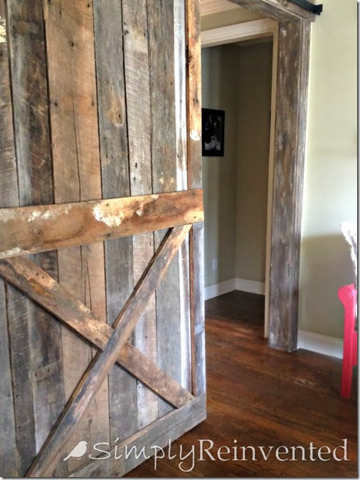 barn door after