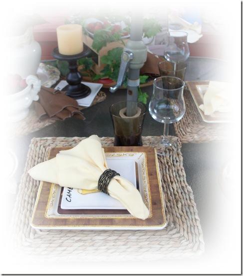 Italian table 025