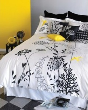 blissliving anis duvet cover set