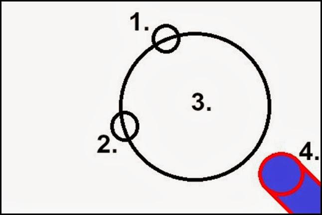 cut hole diagram