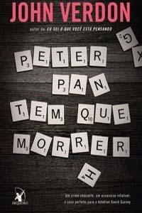 Peter Pan tem que morrer, por John Verdon