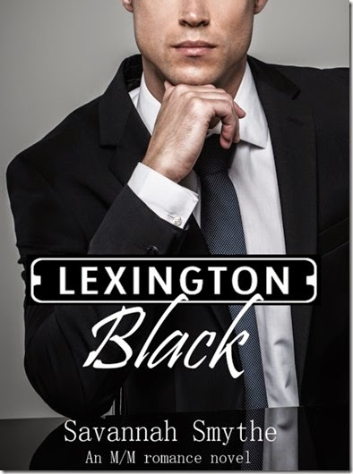 Lexingtonblackfrontcover
