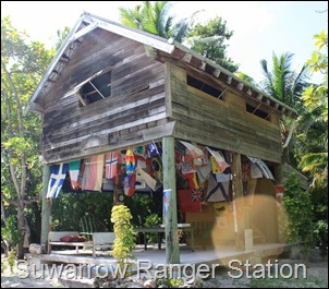 Suwarrow Ranger Station