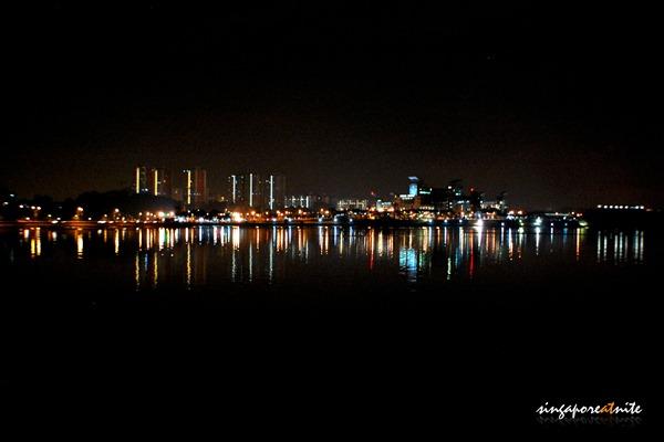 singapore at nite
