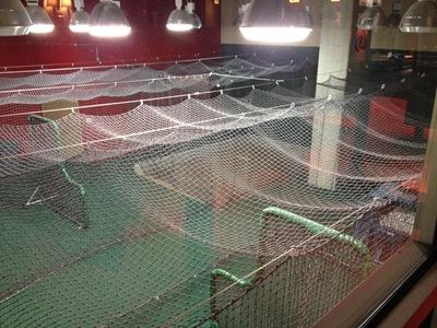 Nats Batting Cage