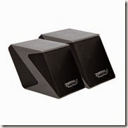 Amazon: Buy Zebronics Cubic 2.0 Multimedia Speaker (Grey) at Rs.299 only